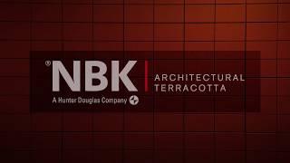 NBK - TERRART® - ARCHITECTURAL TERRACOTTA