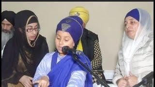ਤੂ ਦਾਤਾ ਜੀਆ ਜੀਆ ਸਭਨਾ ਕਾ ਬਸਹੁ ਮੇਰੇ ਮਨ ਮਾਹੀ Thoon Dhaathaa Jeeaa Sabhanaa Kaa--Anahat Kaur Ji US
