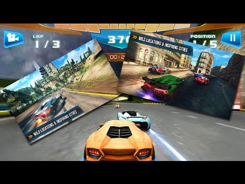 TOP 10 BEST CAR RACING GAMES FOR ANDROID 2014! (Free)