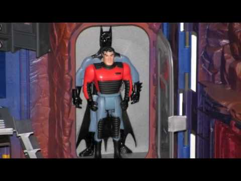 Batman: The Animated Series Kenner Figure Collection video