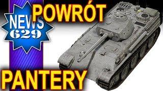 Aufklärungspanzer Panther wraca do World of Tanks jako premium