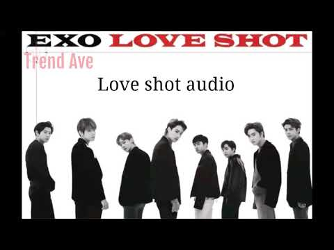 Exo 'Love Shot' mp3 audio