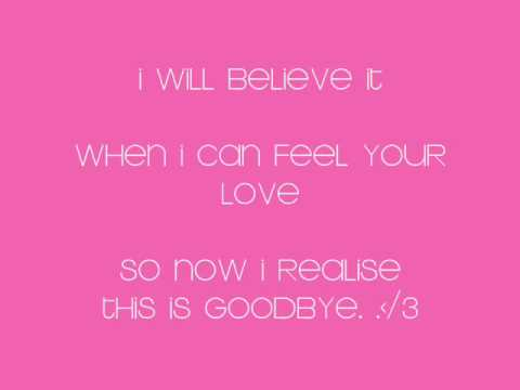 Cascada - I Will Believe