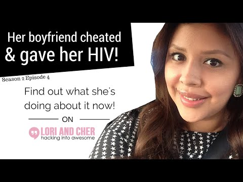 Gizzy's Ex Gave Her HIV! Watch Gizzy's Story on Lori And Cher