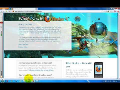 Firefox 4.0 RC (critter1227)