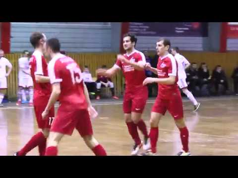 Мини-футбол. Россия-2017, 6 тур. ЗИК-УрФУ- ГД Надым