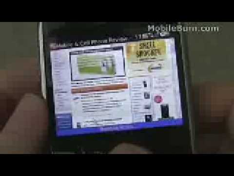Video: RIM BlackBerry Curve 8900 for T-Mobile review - part 2 of 2 - Camera, Music, Browser, Email, Maps