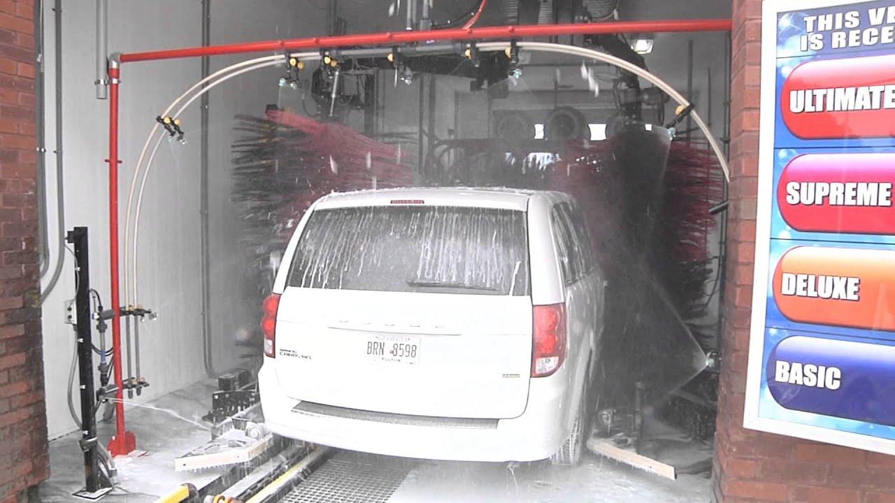 Macneil Car Wash Equipment >> Xtreme Clean Auto Spa - YouTube