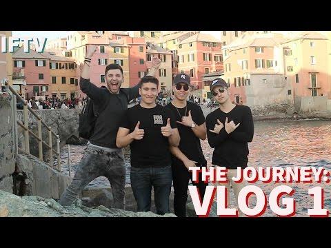 Making IFTV  The Journey: Vlog 1