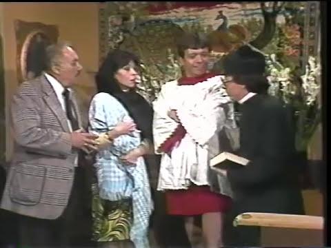 La Carabina de Ambrosio - Guillo Monaguillo y el Padre Chispita