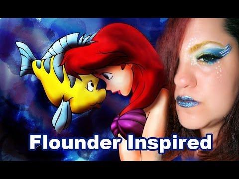 Flounder The Little Mermaid