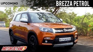 Maruti Vitara Brezza Petrol with Smart Hybrid | Hindi | MotorOctane