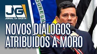 Novos diálogos atribuídos a Sérgio Moro são divulgados pela Veja