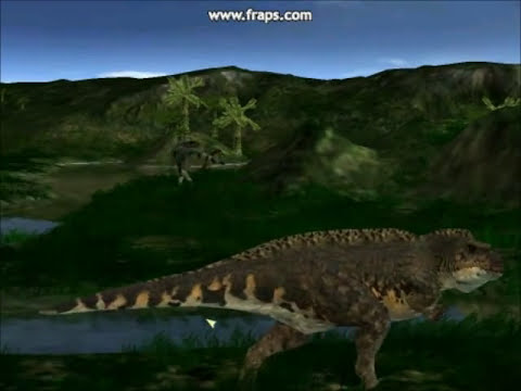 Walking With Dinosaurs Episode 4