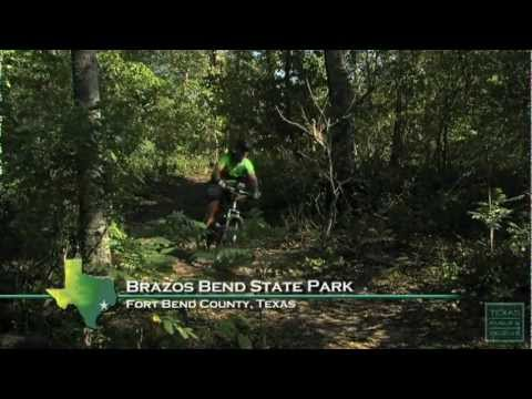Mountain Biking at Brazos Bend State Park - Texas Parks and Wildlife [Official]