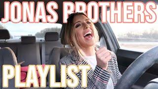 Jonas Brother Carpool Karaoke (EMBARRASSING)
