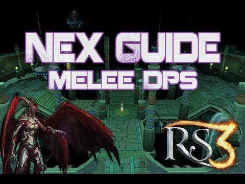 Runescape [RS3] Nex Boss Guide | Melee DPS
