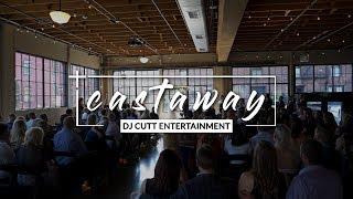 Castaway Wedding DJ Setup | Portland Oregon