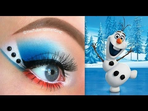 Disney's Frozen Olaf Inspired