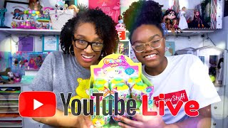 YouTube live with the Froggys : Orbeez Wow World | Fan Mail | Q&A