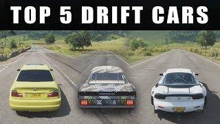 Forza Horizon 4 - Top 5 Drift Cars