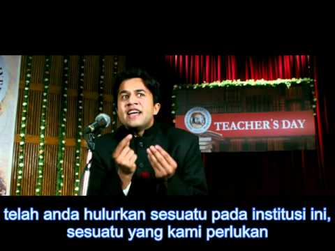 3 idiots speech with malay sub