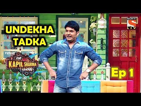 Undekha Tadka   Ep 1   The Kapil Sharma Show   Sony LIV   HD thumbnail