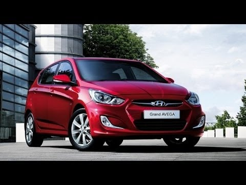 Hyundai Grand Avega 2013