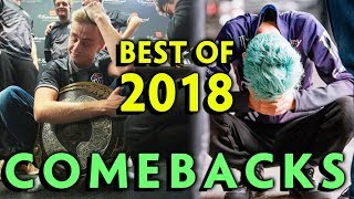 2018 COMEBACKS and BASE RACES that we will NEVER FORGET