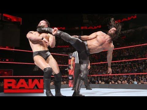 Seth Rollins vs. Finn Bálor: Raw, Jan. 15, 2018 thumbnail