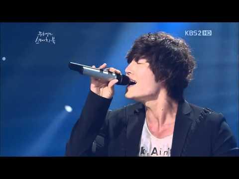 [Live] Kim Jong Kook (김종국) - One Man (한 남자) [110715]