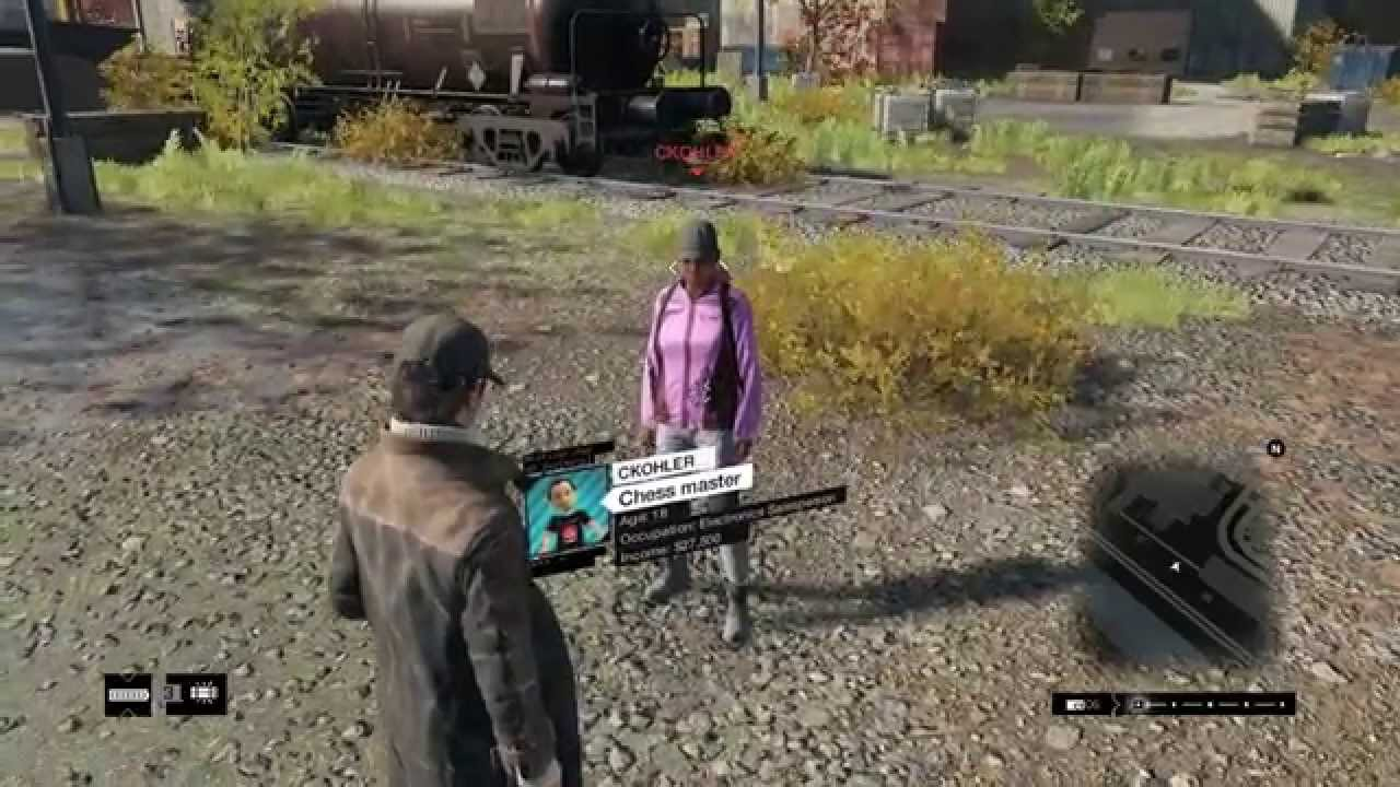 watch dogs 2 how to play coop