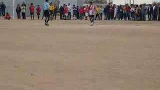 final BARRAGAN liga oxxo hermosillo sonora
