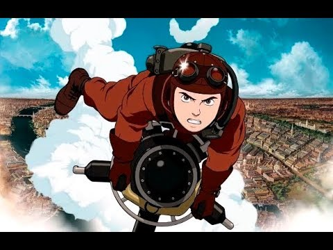 Steamboy (Trailer)