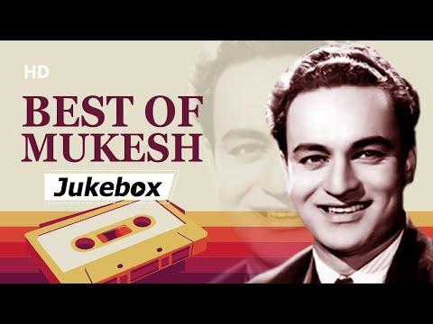 Best Of Mukesh Songs - Jukebox 3 - Old Bollywood Evergreen Hits video