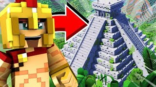 MINECRAFT : THE SHIPWRECKED ! THE TEMPLE OF THE SPIRIT.. !! | SEASON 4 | EPISODE 13 !