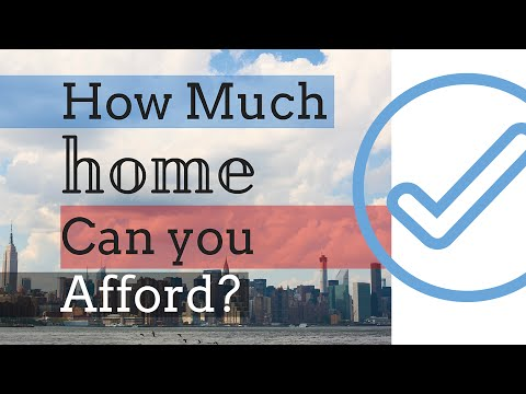 What Mortgage can I Afford? How to get a mortgage without losing your mind! Part 3