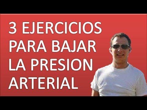 Presion arterial alta como bajar la presion arterial con 3 faciles ejercicios en solo 2 meses - Alimentos para la hipertension alta ...