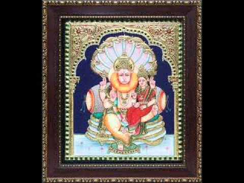 Lakshmi Narsimha Karaavalamb Stotra video