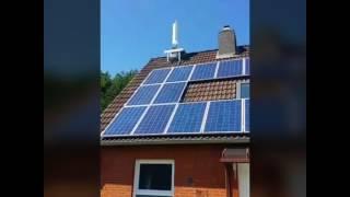 Windkraft Kleinwindkraft vertikale Windkraft