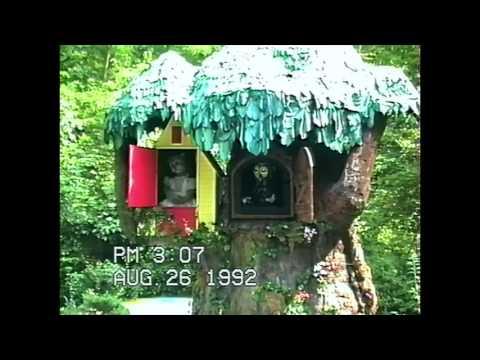 Idlewild Park Mister Rodger's Neighborhood Trolley Ride 1992 VHS-C Camcorder Tape Restoration