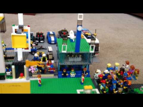 Lego Football stadium/ Pitch Review