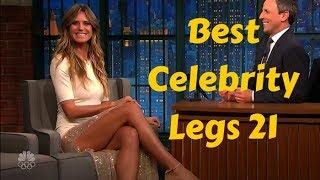 Best Celebrity Legs 21 -  Jennifer Lawrence, Heidi Klum, Jessica Chastain, Sofia Vergara and more