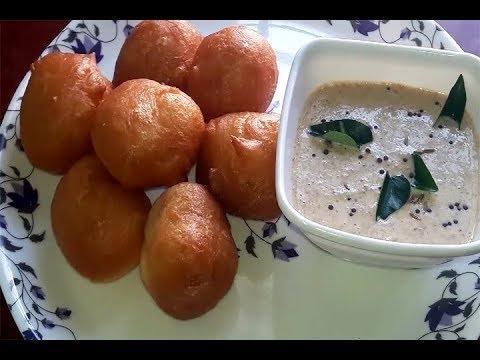 హోటల్ స్టైల్ మైసూర్ బజ్జీలు తయారి!Mysore bonda recipe