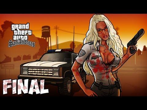 #40 FINAL GTA: San Andreas Koniec kolejki