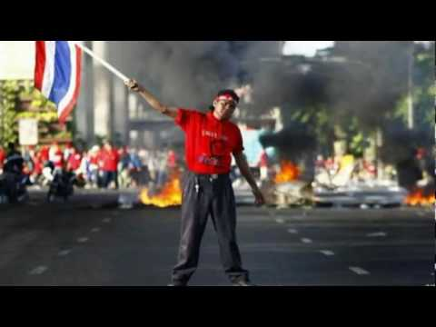 Thailand Protest & Riot & Rally: Exclusive Biography of Red Shirt Leader - Dr Thaksin (Eng.)