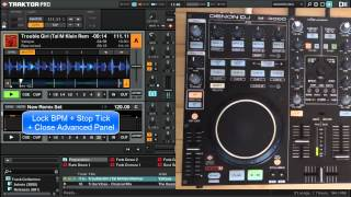 Denon MC3000 - Play Mode