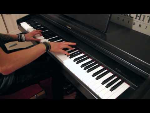 Bring Me The Horizon - Drown (  piano cover ) - BEpiano