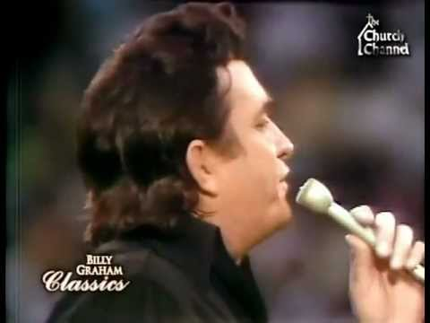 Johnny Cash - Peace In The Valley - Billy Graham Classics video