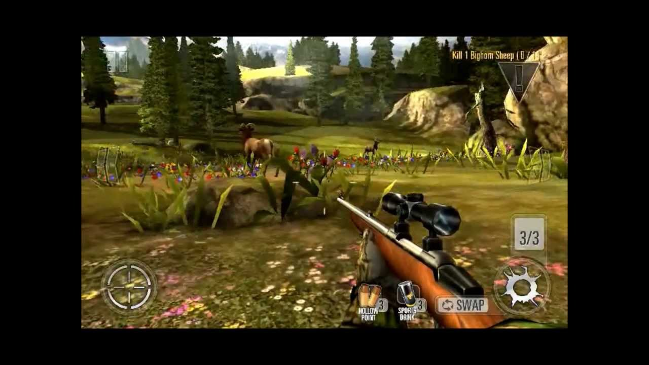 Android Games!#84 Deer Hunter 2014 Samsung Galaxy SII (S2 ...